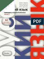 Ruso Para Hispanohablantes Nivel 2 A2