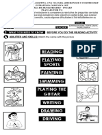 basic reading activities elementary