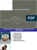 Bahan Presentasi PPLH Solo
