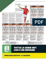 La Gazzetta Dello Sport 06-10-2018 - Così in campo