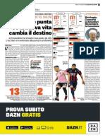La Gazzetta Dello Sport 06-10-2018 - La sfida