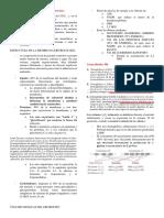 Resumen Hemoglobinopatías y Eritrocitopatías