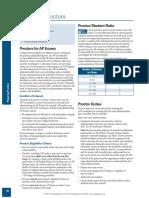 Proctor Training Instructions AP