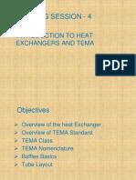Type of Heat Exchangers