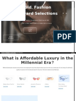Buy luxury glasses online