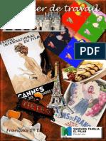 Cuaderno Refuerzo Francés 1º Eso