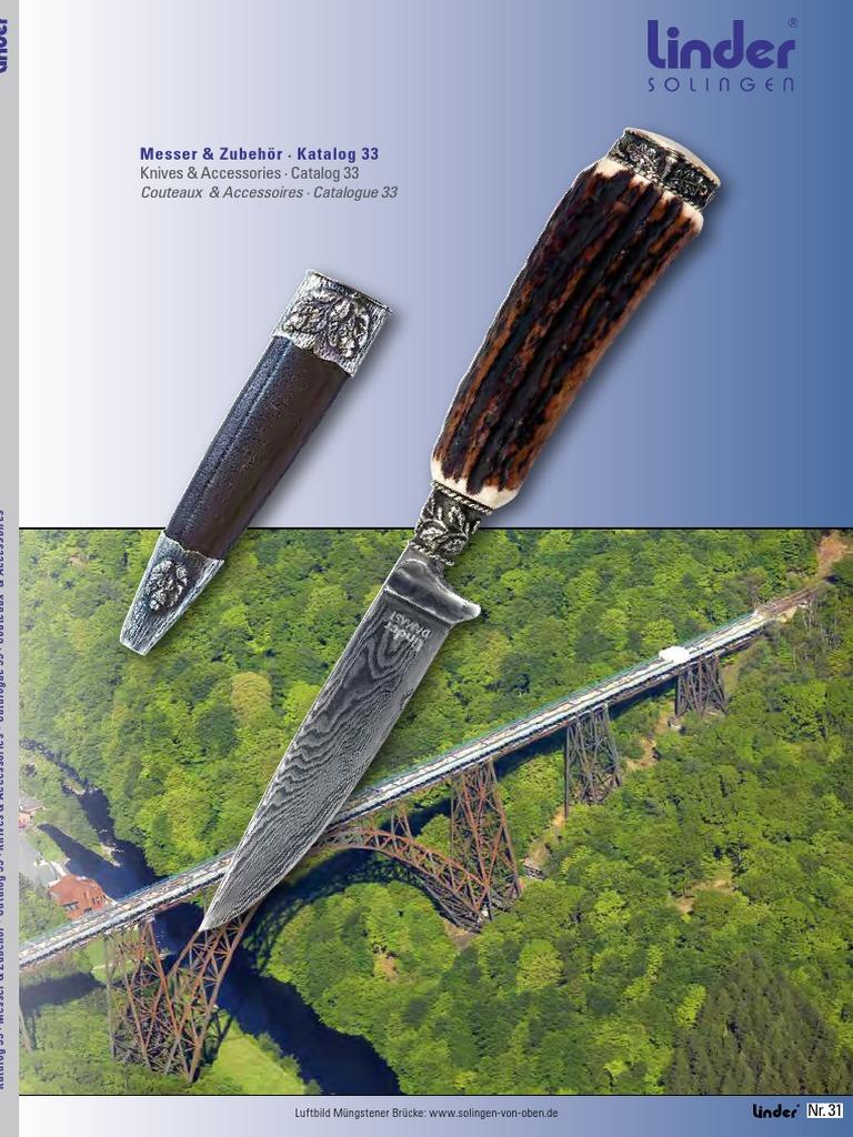 Linder Tekut Pecker kleines Klappmesser Taschenmesser Einhandmesser 16 cm blau