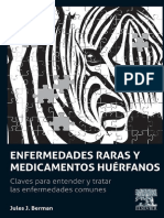 Enfermedades Raras y Medicamentos Huerfanos Claves Para Comprender y Tratar Las Enfermedades Comunes Spanish Edition
