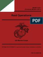 US Marine Raiding Manual