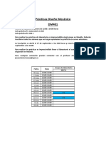 Curso 2018-19 Calendario y listado de grupos de laboratorio Diseño Mecánico Grupo DM401.pdf