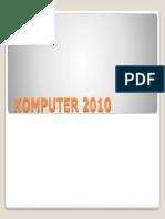 KOMPUTER 2010