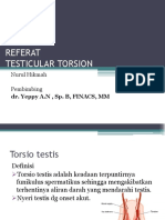 Fix Referat Torsio Testis Bynurul