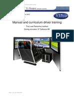 Manual Drive Curriculum