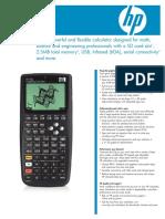 Manual Calculadora Grafica Hp 50