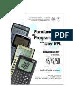 Manual de Programacion Calculadora-HP50G