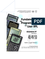 Manual de Programacion HP50G
