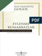 Evlenme Kumarbazlar - Nikolay Vasilyevic Gogol.epub