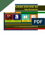APLIKASI Kartu Soal, Kisi-Kisi Dan Naskah Soal NEW VERSION (1)