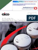 Fire Alarms Tech Guide