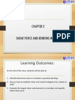 Chapter 2_Shear Force and Bending Moment
