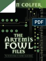 The Artemis Fowl files - Eoin Colfer.epub