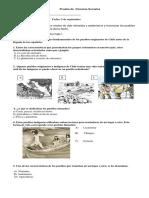 Prueba de  Ciencias Socialespueblos origianrios.docx