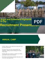 Larbert Acf Recruitment