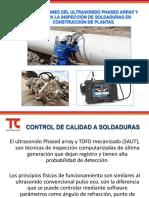 Presentación Ultrasonido Phased Array - TOFD en Plantas.pdf
