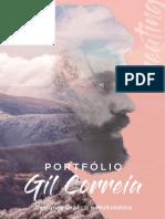 Portfólio Gil Correia I Designer Gráfico e Multimédia