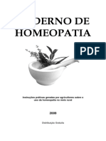 cartilha homeopatia