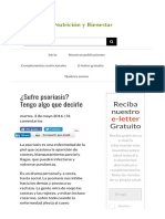 ¿Sufre psoriasis  Tengo algo que decirle - Salud Nutrición Bienestar.pdf