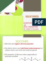 Silicones