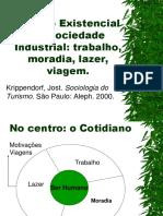 Aula 5 - Modelo Existencial Na Sociedade Industrial