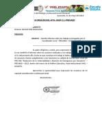 i Informe de Entrega de Cargo 2018