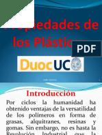 Los Plasticos (Polimeros)