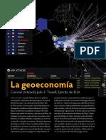 La Geoeconomia