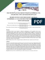 GRAU DE INOVAÇÃO DAS MICRO E PEQUENAS EMPRESAS.pdf