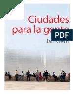Ciudades Para La Gente_ JAN GEHL