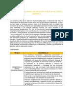 Guía para el seguimiento del desarrollo infantil en la práctica pediátrica- ariluz
