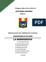 Monografia - Junín