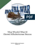Naval War 1.4 Rulebook