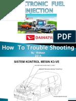 EFI Daihatsu