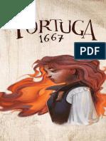 Tortuga 1667 Rulebook (Italian)