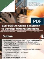 BADM 510 Global Business Strategic Management