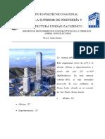 PROCEDIMIENTOS CONSTRUCTIVOS TORRE KOI