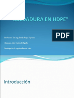 Solddura HDPE