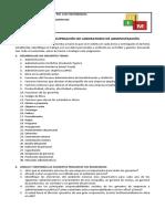 Temario Para Recuperacion de Laboratorio de Admon Economía e Inglés