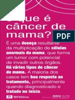 01 O Que é Cancer de Mama