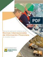 Manual de Aplicación de Las NIIF en El Sector Minero