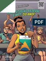 MPT Em Quadrinhos 37 - Constituição Federal e MPT